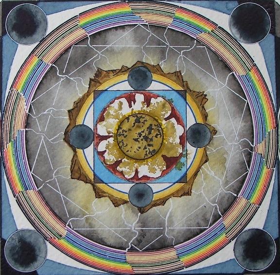 Earth Wheel