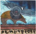 Bear-Raven Gratitude