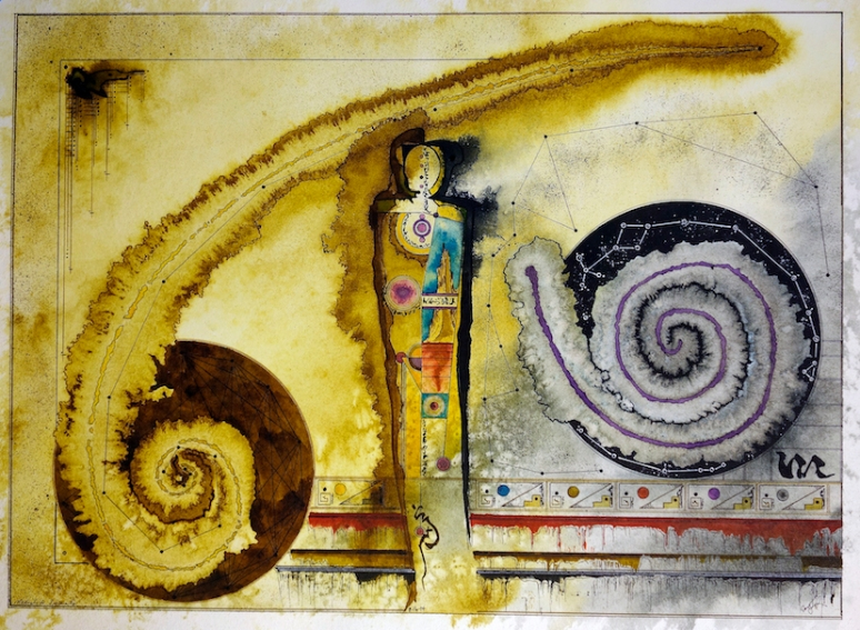 Mescalito Spirals